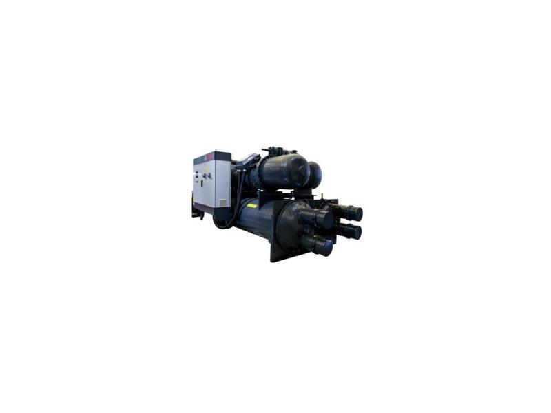 螺桿水地源熱泵機組